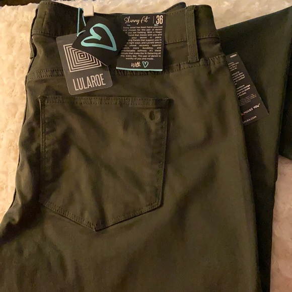 Brand New with Tags LuLaRoe Jeans.